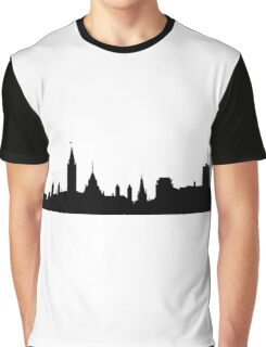 Ottawa skyline Graphic T-Shirt