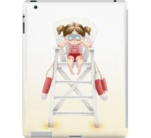 I'm Watching You! iPad Case/Skin