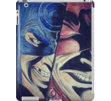 Daredevil and Bullseye  iPad Case/Skin