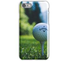 On the Tee iPhone Case/Skin