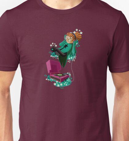 Starla's Music Break no background Unisex T-Shirt