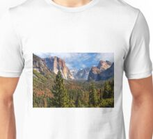 The Tunnel At Yosemite Unisex T-Shirt
