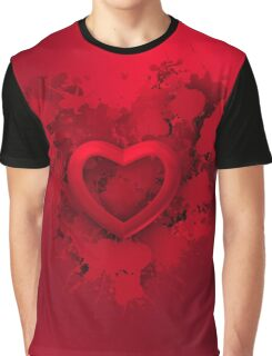 Red love.2 Graphic T-Shirt