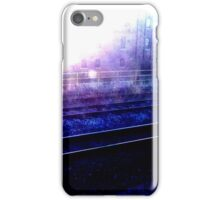 Downtown Tracks iPhone Case/Skin