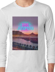 San Junipero - Black Mirror Long Sleeve T-Shirt