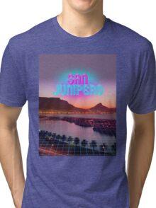 San Junipero - Black Mirror Tri-blend T-Shirt