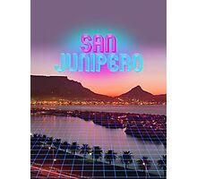 San Junipero - Black Mirror Photographic Print