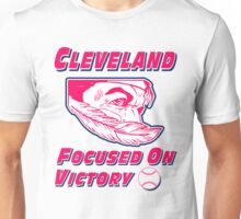 Cleveland Focused On Victory Unisex T-Shirt