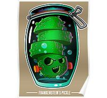 Frankenstein's pickle nr3 Poster