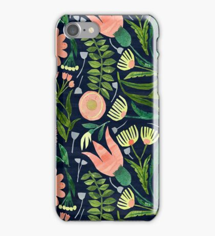 Floral Garden iPhone Case/Skin