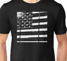 QB Flag (b side) Unisex T-Shirt