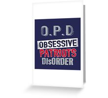 OPD Greeting Card