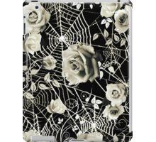 Think Roses & Webs iPad Case/Skin