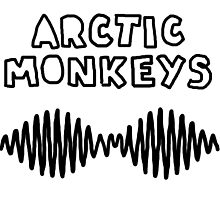 arctic monkeys am doodle by Lily Wilkinson
