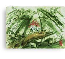 Okami Wallpaper Canvas Print