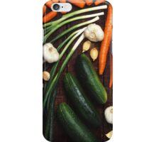 Healthy Vegetables iPhone Case/Skin