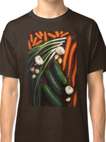 Healthy Vegetables Classic T-Shirt