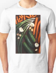 Healthy Vegetables Unisex T-Shirt