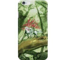 Okami Wallpaper iPhone Case/Skin