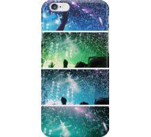 Concert crowd iPhone Case/Skin