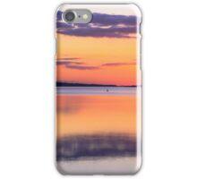 Kenmare Sunset, Co. Kerry, Ireland iPhone Case/Skin