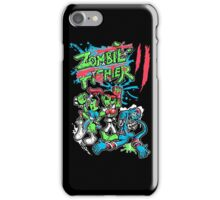 Zombie Fighter iPhone Case/Skin