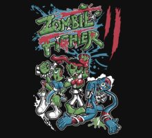 Zombie Fighter One Piece - Long Sleeve