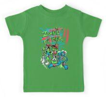 Zombie Fighter Kids Tee