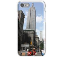 empire state of mind. iPhone Case/Skin