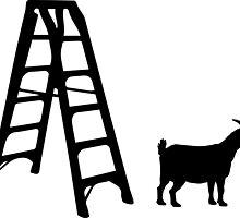 LadderGoat by PatriotShadow