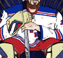 NY Rangers Sticker