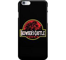 Bowser's Jurassic Castle iPhone Case/Skin