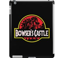 Bowser's Jurassic Castle iPad Case/Skin