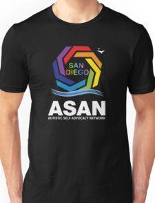 ASAN San Diego logo Unisex T-Shirt