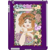 Juliet's Flower Bower iPad Case/Skin