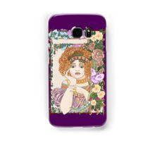 Juliet's Flower Bower Samsung Galaxy Case/Skin