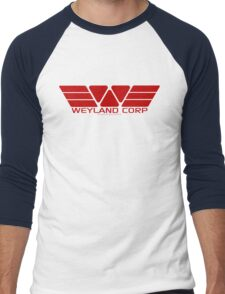 Weyland Corp Men's Baseball ¾ T-Shirt