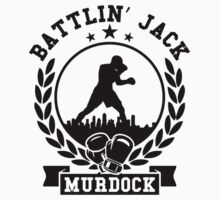 battlin jack murdock daredevil One Piece - Short Sleeve