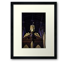 Then The Seventh Angel Blew His Trumpet Framed Print