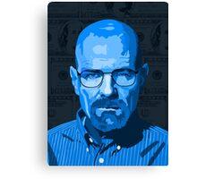 Breaking Bad Heisenberg Graphic Canvas Print