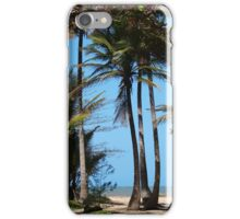 Pathway to Wonga Beach, North Queensland  iPhone Case/Skin