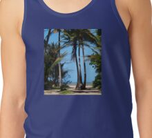 Pathway to Wonga Beach, North Queensland  Tank Top