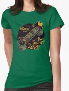 Mystery Science Theater 3000 (MST3K) Womens Fitted T-Shirt