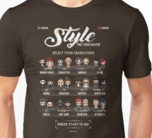 Style | The Videogame Unisex T-Shirt
