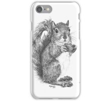 Snickers the Squirrel iPhone Case/Skin