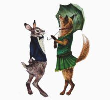 Fox and Hare Kids Clothes