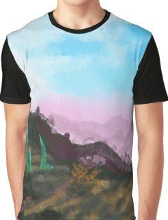No Man's Sky - Speedpaint 6 Graphic T-Shirt