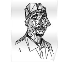2Pac Tribute Poster