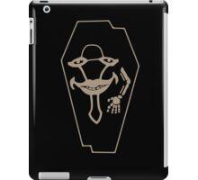 Laughing Coffin! iPad Case/Skin