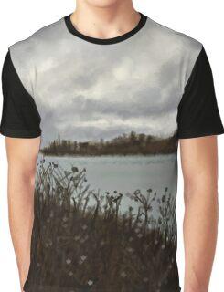 Speedpaint - Stormy Morning Graphic T-Shirt